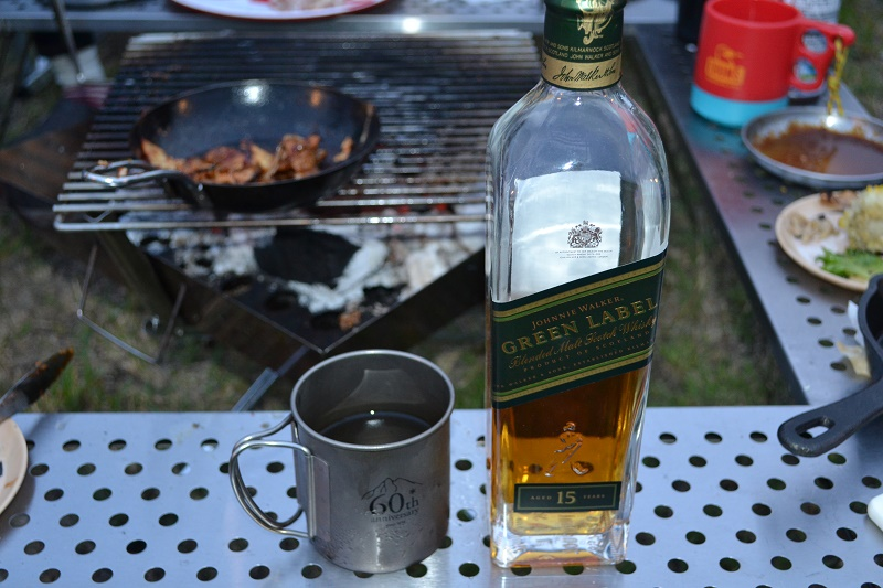ゆったりとした時間を楽しむにはウイスキーが良い