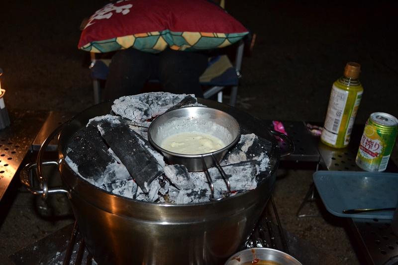 焼いたハンバーグはオーブンで中まで火を通す