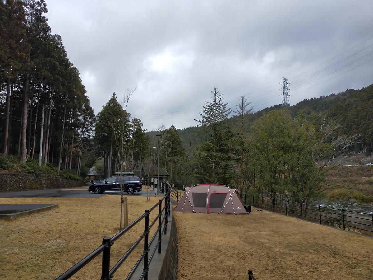 わじきラインキャンプ村