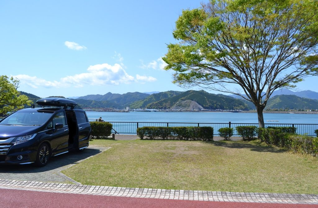 孫太郎オートキャンプ場のA-9サイト